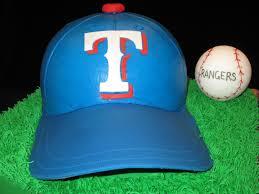 ranger baseball cake ideas 102216 texas rangers baseball c