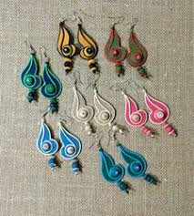 jute earrings stylish jute earrings jute jewelry patsan ke jevar charming