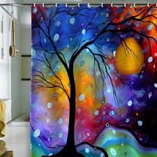 Deny Shower Curtains Haven Designs Unique Shower Curtains For An Awesome Bathroom