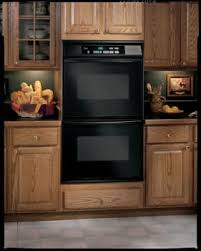 Double Wall Oven Cabinet Whirlpool Rbd245pdb 24 Inch Double Electric Wall Oven With