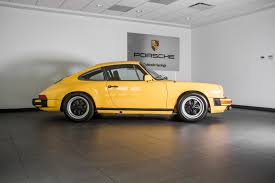 Porsche 911 Yellow - 1980 porsche 911 sc for sale in colorado springs co p2298aj