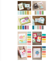 stampin u0027 up color combinations u2013 u0027s cards and more