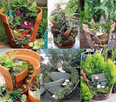 how to recycle creative recycling ideas for backyard decorating