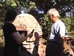 Build Brick Oven Backyard by Expert Advice How To Build A Backyard Brick Oven Youtube