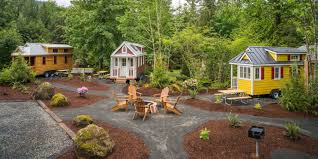 Tiny Mt Hood Tiny House Village Tour Oregon Tiny House Rentals