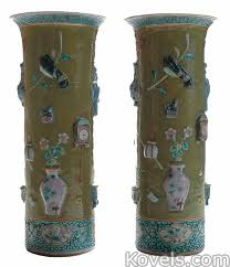 Expensive Chinese Vase Antique Chinese Export Pottery U0026 Porcelain Price Guide