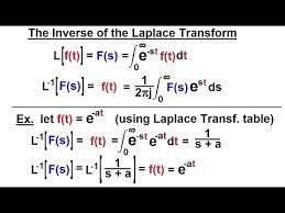 laplace transform table calculator electrical engineering ch 16 laplace transform 12 of 58 the