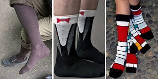 Tuxedo Socks Socks For Spoiling Your Dad Sock Dreams