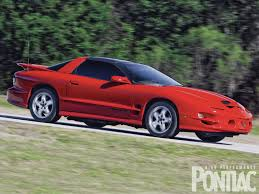 2001 pontiac trans am nitrous injected fourth gen ws6 t a