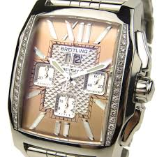 bentley breitling diamond parkers jewellers breitling bentley flying b diamond a44365