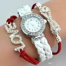 fashion infinity bracelet images Infinity bracelet watch fashion bracelet watches diamonds love jpg