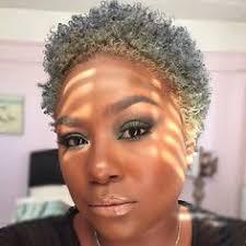 black women short grey hair short natural hairstyles for older black women best short hair