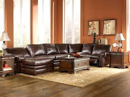 leather sectional sofa recliner leather sectional power recliner u2013 mthandbags com