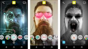 snapchat app for android how to use snapchat new features filters lenses chat 2 0 all