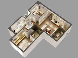 Home Designing 3d by 3d Floor Plan Software Free With Awesome Modern Interior Design