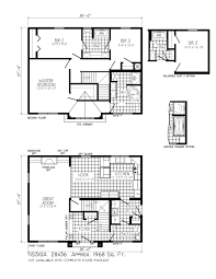 blueprint for homes house pictures modern storey floor plan two design