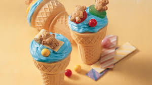 cupcakes in ice cream cones bettycrocker com
