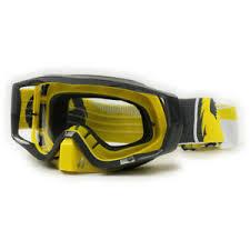 motocross goggles ebay dragon new mx vendetta dirt bike incline yellow black clear