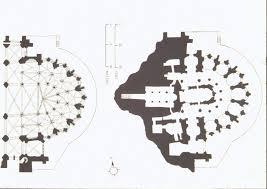 Amiens Cathedral Floor Plan Alan Petersen Art201 Gothic Architecture