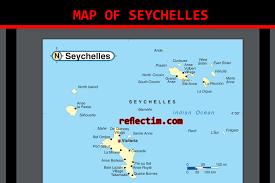 Seychelles Map Map Of Seychelles Travel