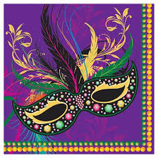 mardi gras mask and mardi gras masks napkins 16 pack target