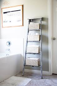 unique bathroom storage ideas book of bathroom storage ladder uk in spain by eyagci com
