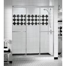 3 Panel Shower Door Maax 138290 Plus 3 Panels Shower Door Homeclick