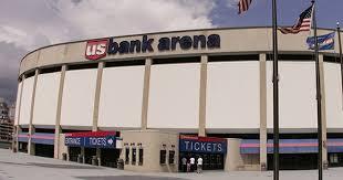 u s bank arena home