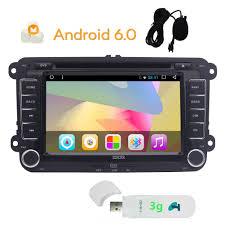 Radio Rds Funny Eincar Online 3g Dongle Android 6 0 Car Radio Stereo Gps Navi