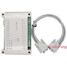 mitsubishi china 27mr 16 input 11 relay output plc with rs232 cable by mitsubishi