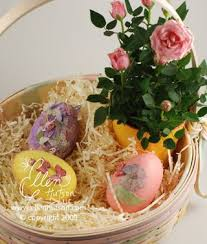 Easter Decorations Martha Stewart by Martha Stewart Paper Easter Egg Boxes The Classroom