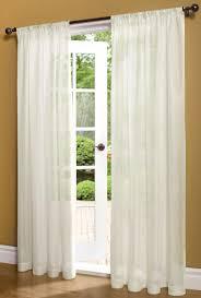 pretty design semi sheer curtains country curtains striped semi