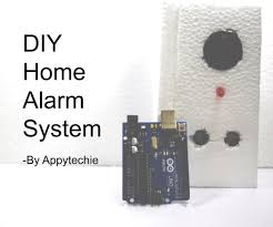 diy home alarm system using arduino 7 steps with pictures