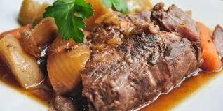 slow cooker pot roast recipe genius kitchen