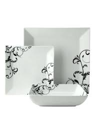 corelle square dinnerware sets clearance 970x135 plates set