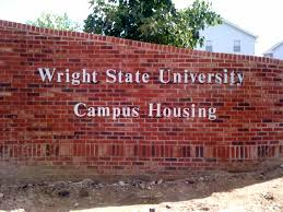 Wright State University Campus Map by Wright State University Main Campus Schoolinks
