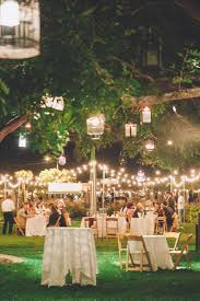 Wedding Backyard Reception Ideas by Casual Outdoor Wedding Reception Ideas Choice Image Wedding