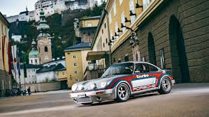 porsche 911 rally car the maestro u0027s one off 1975 porsche 911 turbo rs flatsixes