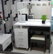 white contemporary dressing table bedroom white modern makeup vanity table bedroom design ideas