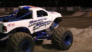 soggy bottom boys monster truck show 12 30 16 wheelie competition