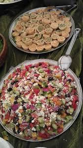 olimar catering sample menus
