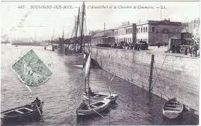 chambre de commerce boulogne sur mer le port de boulogne sur mer de 1900 à 1970 franceradionumerique