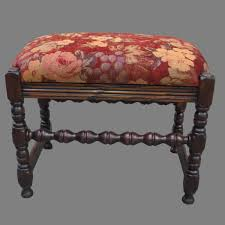 Vanity Chair Stool Antique Benches Antique Stools And Antique Furniture Online At