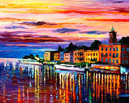 best paint for best paint for wallpaper art lake artistic place painting