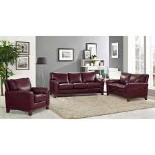 Leather Sofas Sets Leather Sofas Sectionals Costco