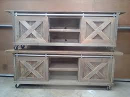 Barn Door Cabinets Custom Built Sliding Barn Door Cabinets Reuse Repurpose Upcycle