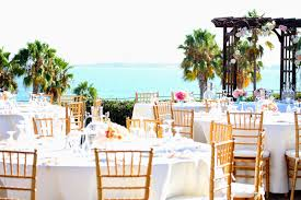 Beach Patio Sherri Cassara Designs A Summer Wedding Reception At The Long