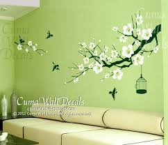 Tree Wall Decals For Living Room Best 25 Bird Wall Decals Ideas On Pinterest Bird Wall Art Wall