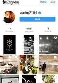 cara membuat akun instagram resmi seperti artis idol kpop ini baru saja buat akun instagram pribadi lho