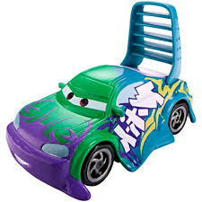 pixar cars color changers 2 paint jobs in 1 boost die cast toys